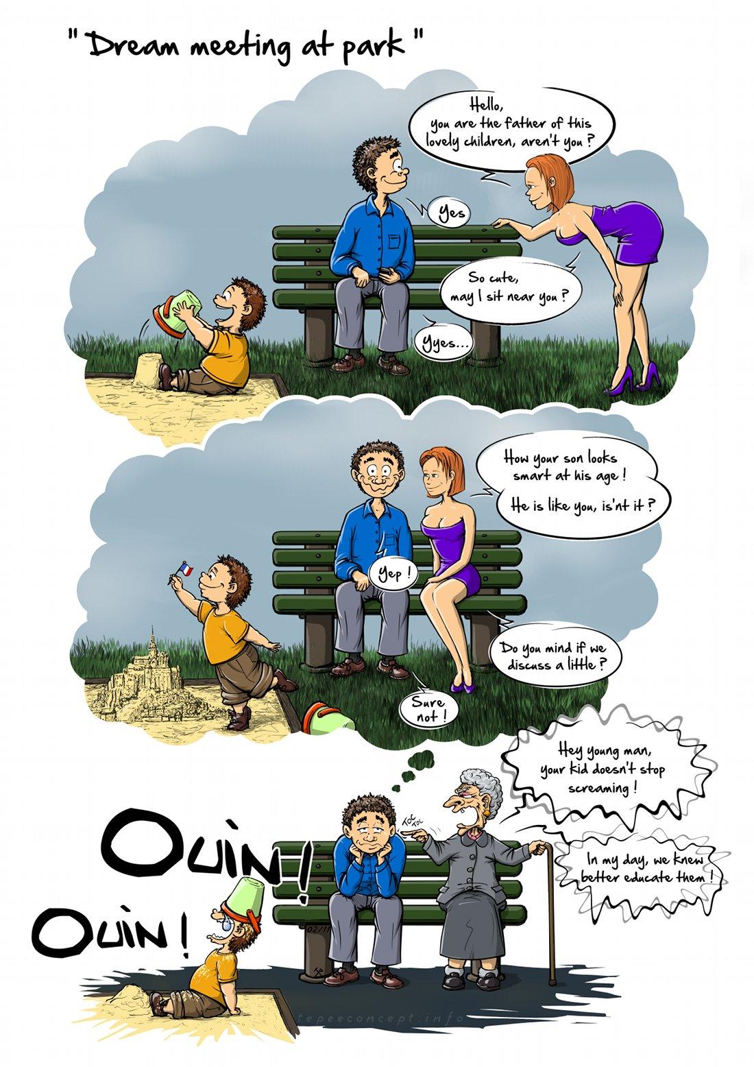 rencontres femme avec copain
