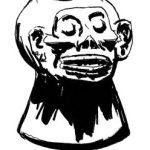 Vase Crâne
